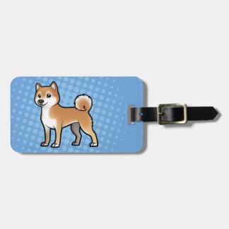 Customizable Pet Travel Bag Tag