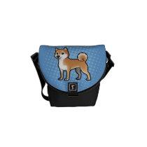 Customizable Pet Messenger Bag