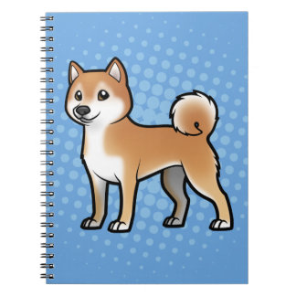 Customizable Pet Notebook