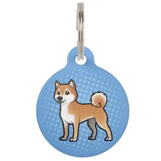 Customizable Pet Pet Tag