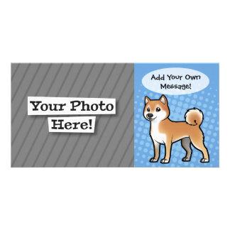 Customizable Pet Photo Card