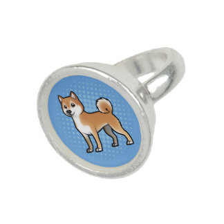 Customizable Pet Rings