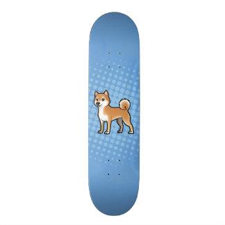 Customizable Pet Skateboard Deck