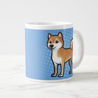 Customizable Pet 20 Oz Large Ceramic Coffee Mug