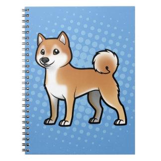 Customizable Pet Spiral Notebook