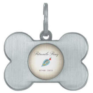 Customizable Pet Tag Rupydetequila