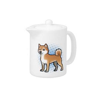 Customizable Pet Teapot
