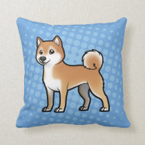 Customizable Pet Throw Pillow