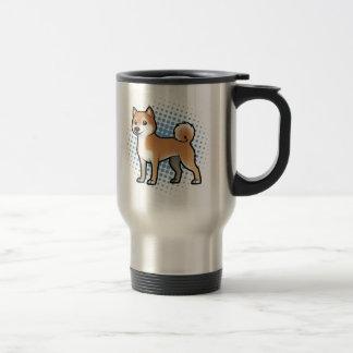 Customizable Pet Travel Mug
