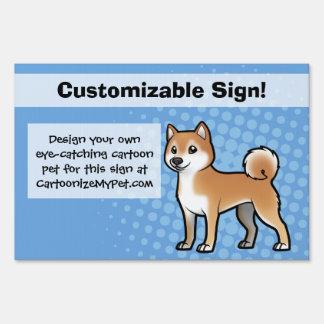 Customizable Pet Sign