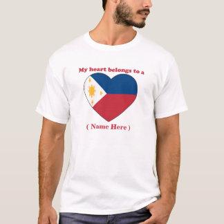 Customizable Philippines T-shirt