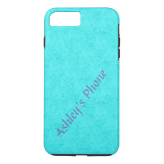 Customizable phone case -- Robin's Egg Blue