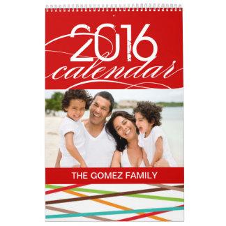 Customizable Photo Calendar