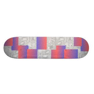 Customizable Photo Collage Skateboard