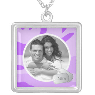 Customizable Photo Dog Tags Necklaces