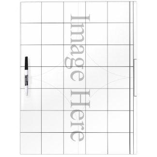 Customizable Photo, Large Dry Erase Board