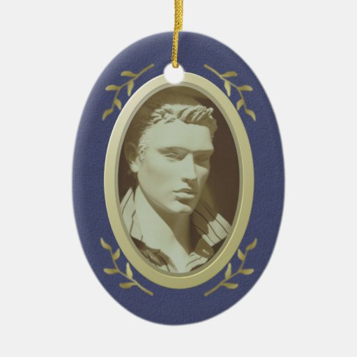 Customizable Photo Memorial / Remembrance Christmas Ornaments