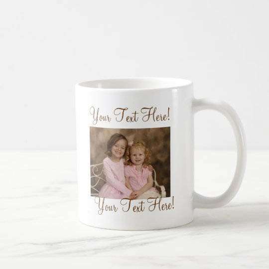 Customizable Photo Mug! Coffee Mug