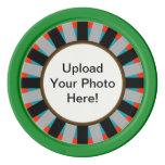 Customizable Photo Upload Poker Chips