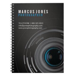 Customizable Photographer Notebook