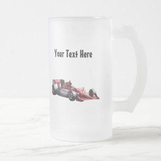 Customizable Plain Race Car Coffee Mugs