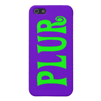 Customizable PLUR Case For iPhone SE/5/5s