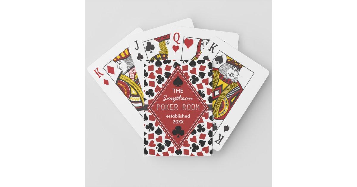 customizable poker