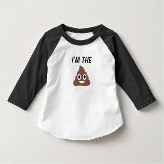 Customizable Poo Emoji T Shirt