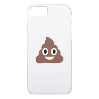 Customizable Poo Emoticon iPhone 8/7 Case