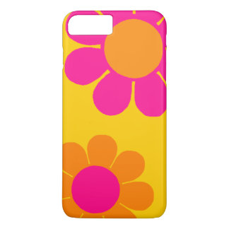 Customizable Pop Flower Power iPhone 8 Plus/7 Plus Case