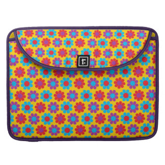 Customizable Pop Flower Power Sleeve For MacBook Pro