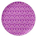 Customizable Pop Peace Plate