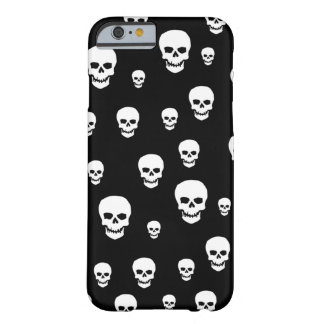 Customizable Pop Skulls Barely There iPhone 6 Case
