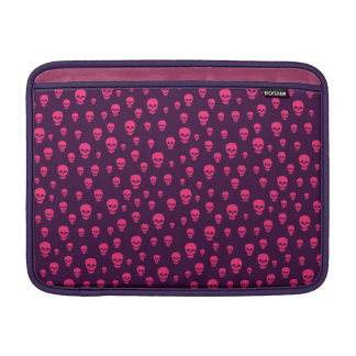 Customizable Pop Skulls MacBook Air Sleeve