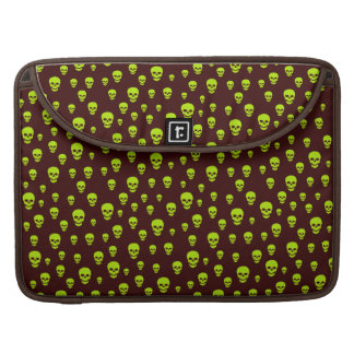 Customizable Pop Skulls MacBook Pro Sleeve