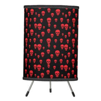 Customizable Pop Skulls Tripod Lamp
