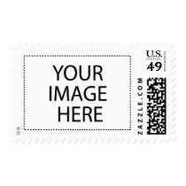 Customizable Postage Stamps