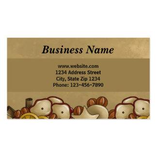 Customizable Potpourri Business Card