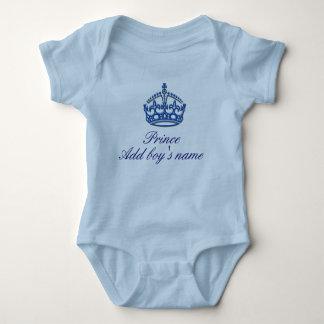 Customizable - Prince (Add your boy's name) T Shirt