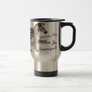 Customizable Products Just for You Travel Mug