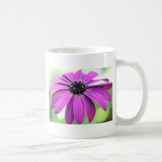 Customizable Purple Daisy Coffee Mug