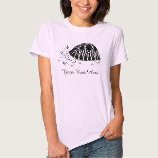 Customizable Radiated Tortoise Shirt