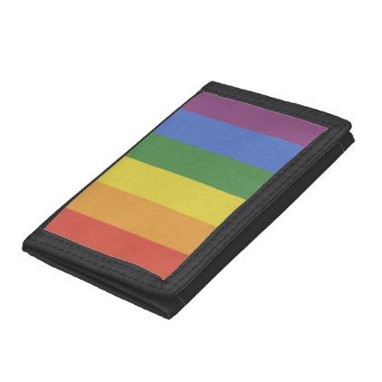 Customizable Rainbow Wallet