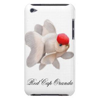 Customizable Red Cap Oranda Goldfish Speck Case