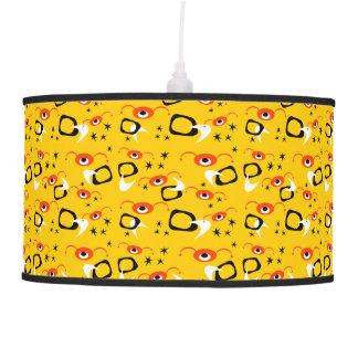 Customizable Retro Atomic Spiders Lamps