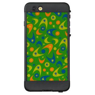 Customizable Retro Boomerangs LifeProof® NÜÜD® iPhone 6 Plus Case