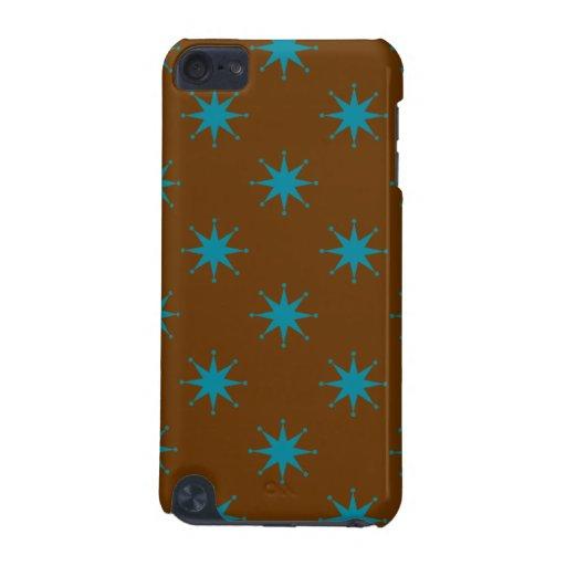 Customizable Retro Starbursts iPod Touch 5G Case