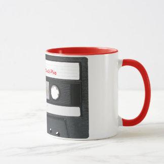 Customizable Retro Tape Cassette Mug