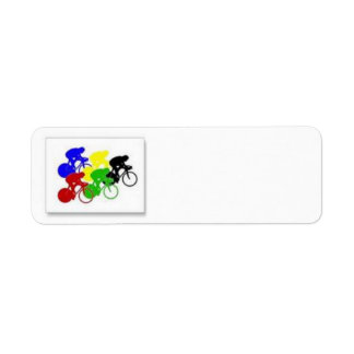 Customizable Return Address Labels