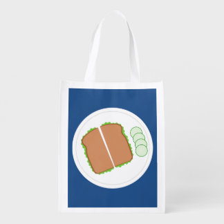 Customizable Reusable Lunch Bag Market Tote